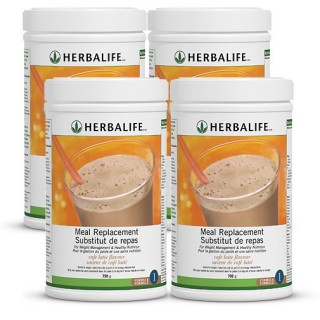 4 x Herbalife Formula 1 Shake Mix – Bundle