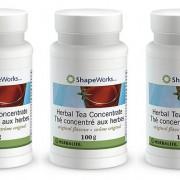 Herbalife Herbal Tea Concentrate (100g) X 3