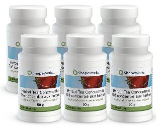 Herbalife Herbal Tea Concentrate (50g) X 6 - Bundle
