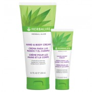 Herbalife Herbal Aloe Hand & Body Cream