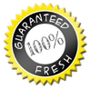 Authentic & Fresh Guarantee