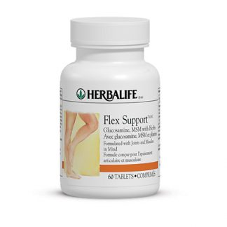 Herbalife Flex Support™ Glucosamine, MSM with Herbs
