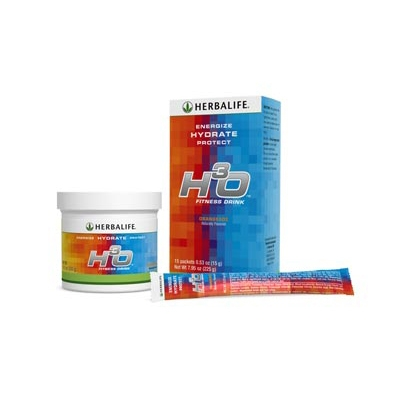 Herbalife H3O Fitness Drink