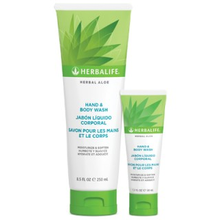 Herbalife Herbal Aloe Hand & Body Wash