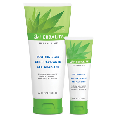 Herbalife Herbal Aloe Soothing Gel