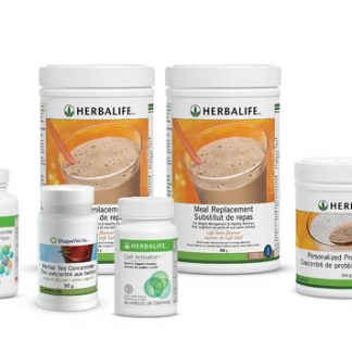 Herbalife QuickStart Plus Weight Loss Pack