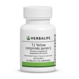 Herbalife TJ Yellow