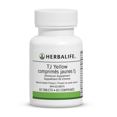 Herbalife TJ Yellow