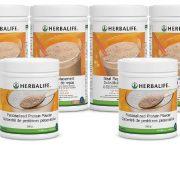 Herbalife Formula1 and Personal Protien Bundle