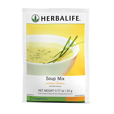 Herbalife Protein Soup Mix